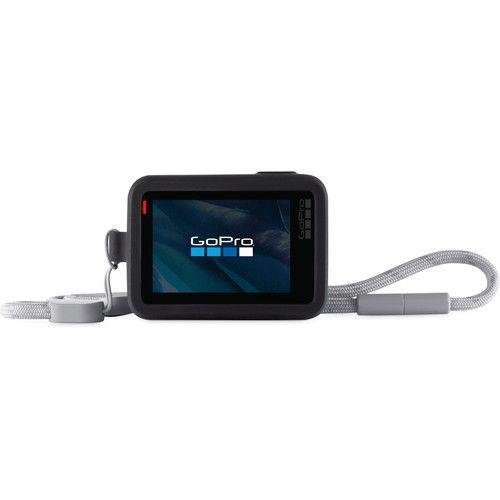 Capa de Silicone com Cordão - Sleeve - GoPro Hero7 Black - ACSST-001