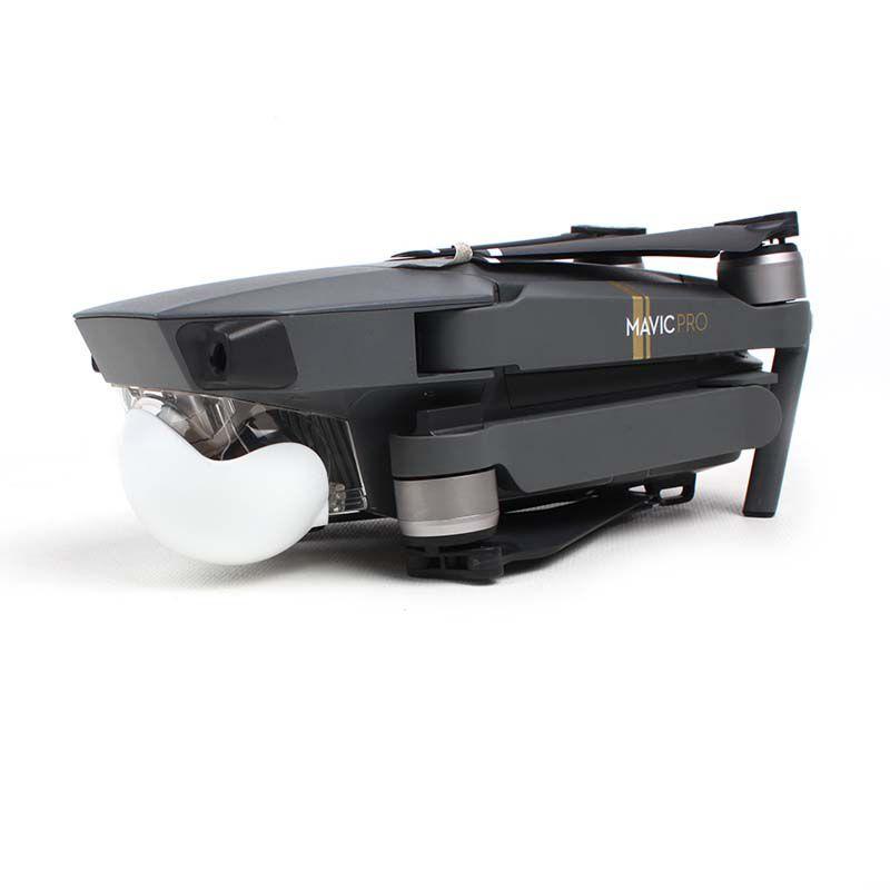 Capa Protetora de Silicone Tampa da Lente - Drone DJI Mavic Pro