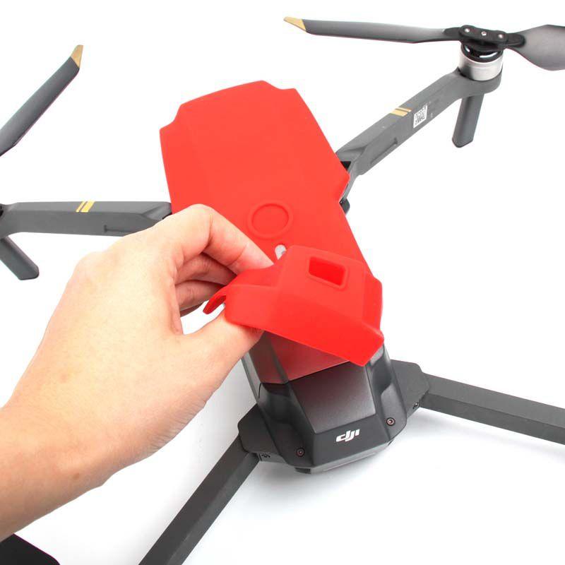 Capa Protetora de Silicone da Carcaça - Drone DJI Mavic Pro e Mavic Platinum