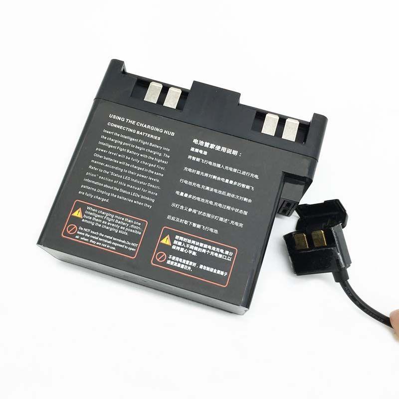 Carregador de Baterias 4 em 1 - Drone DJI Phantom 3