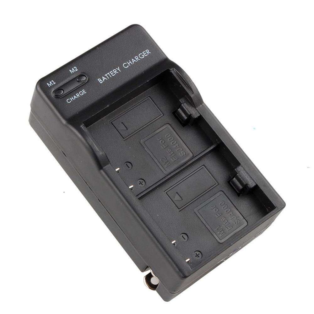Carregador SJCAM SJ4000 SJ5000 HD 4K - Duplo de Parede