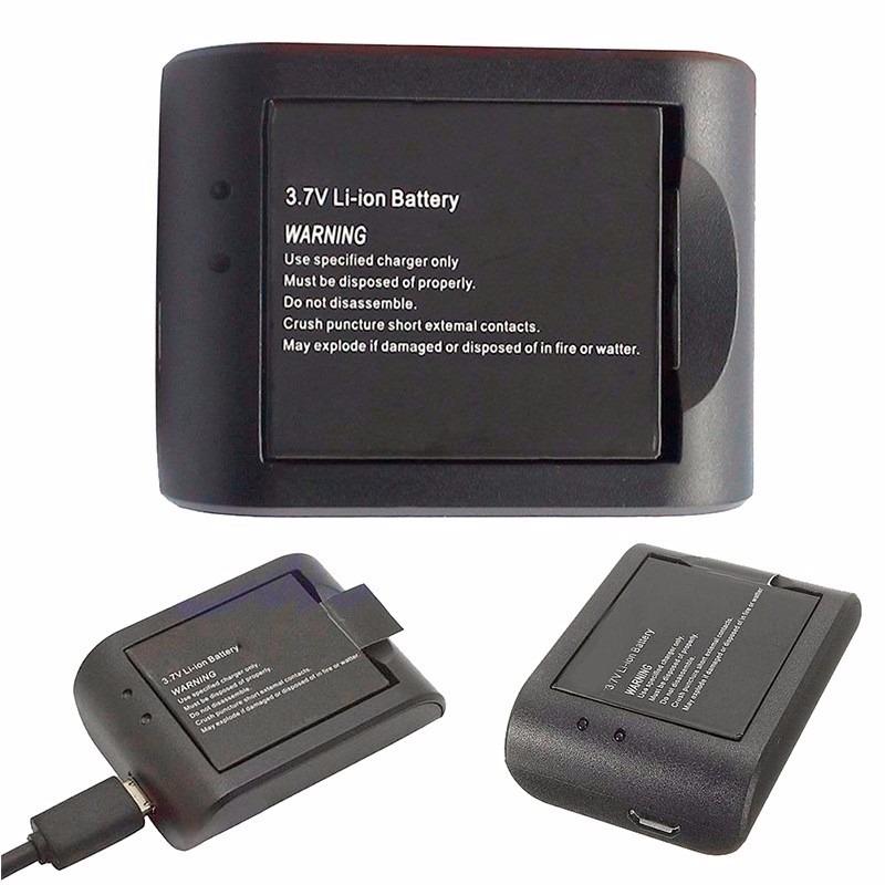 Carregador SJCAM SJ4000 SJ5000 HD 4K - Micro USB