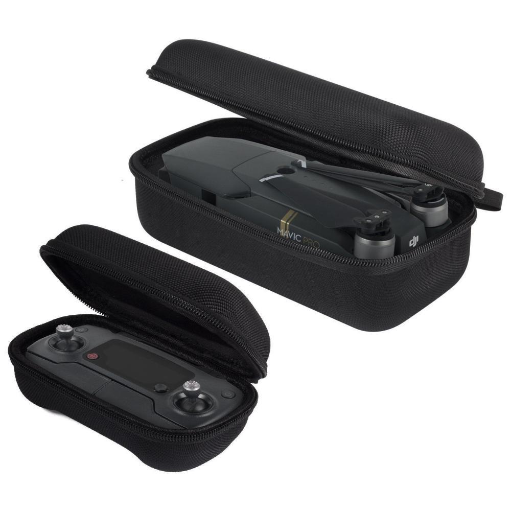 Case de Transporte e Proteção - Drone e Controle Remoto - Drone DJI Mavic Pro