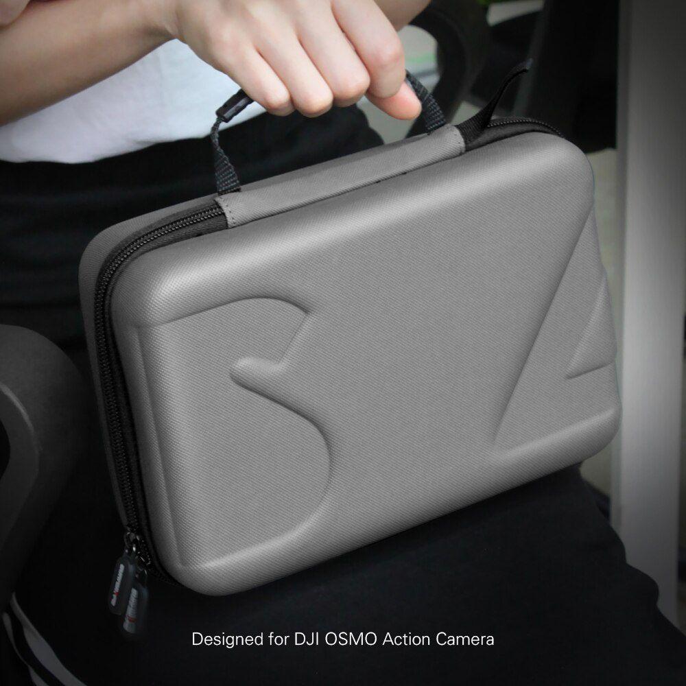 Case de Transporte e Proteção - Osmo Action