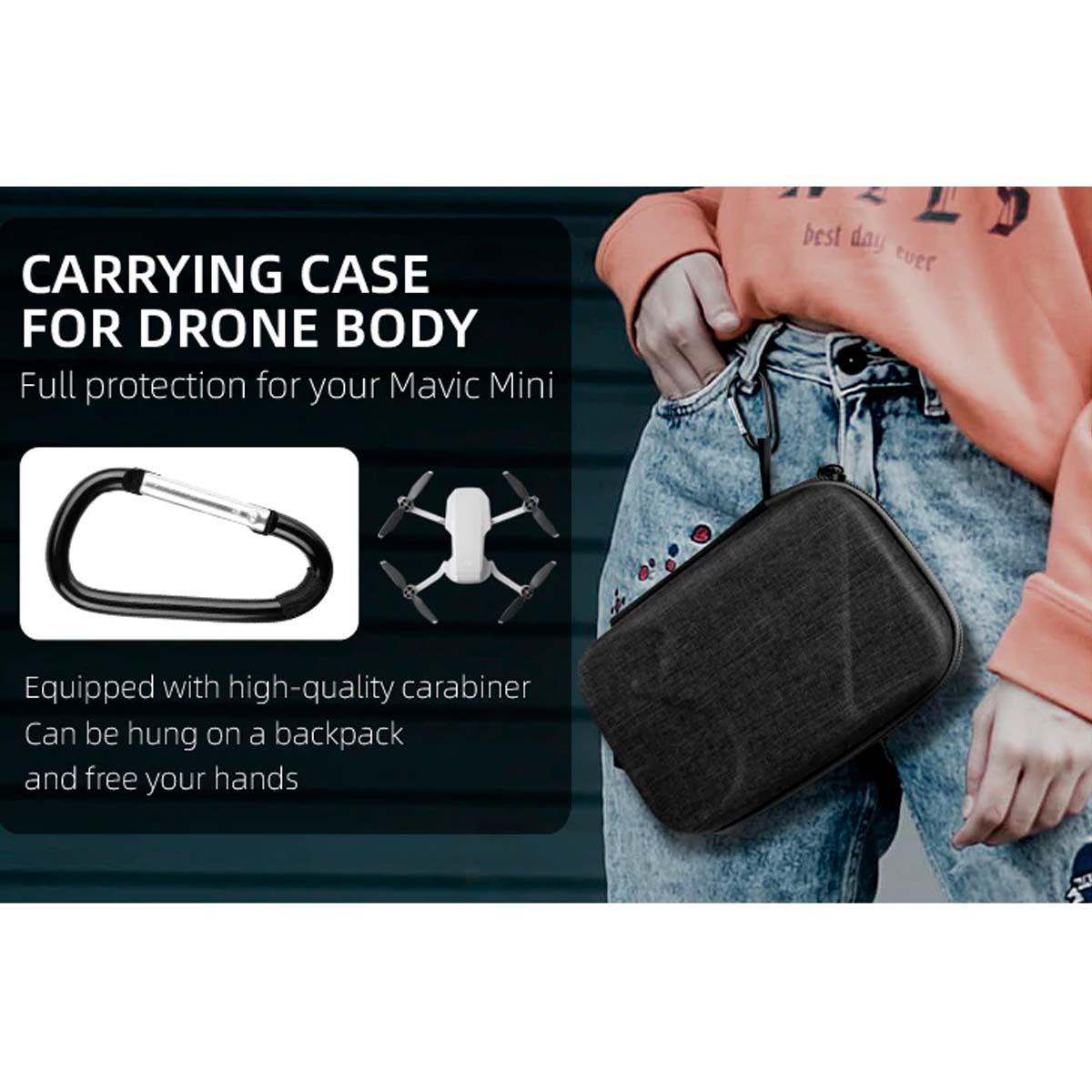 Case de Transporte e Proteção para o Drone - DJI Mavic Air 2