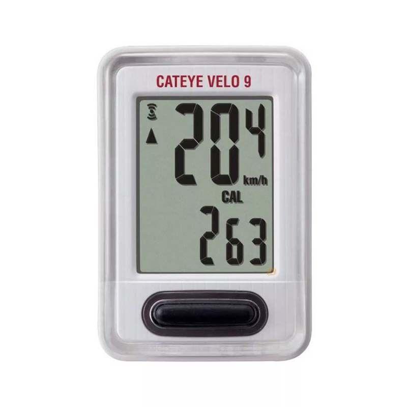 Ciclocomputador Cateye - Velo 9
