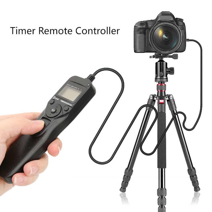 Controle Remoto com Timer - Cabo Disparador - MC-30- Nikon