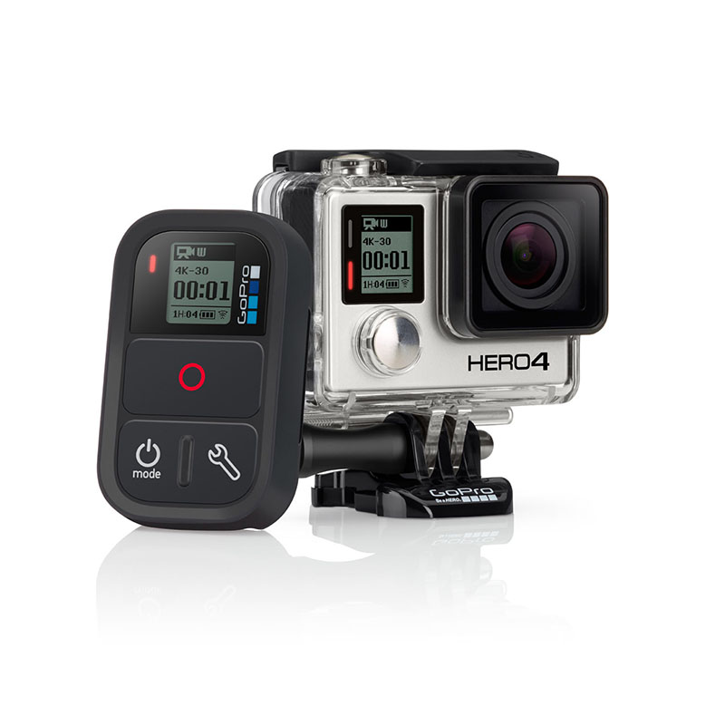 Controle Remoto Wi-fi GoPro Hero Smart Remote - ARMTE-002