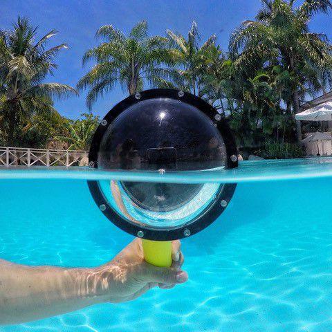 Dome - 6 Polegadas - GoPro Hero8 - Meu Dome