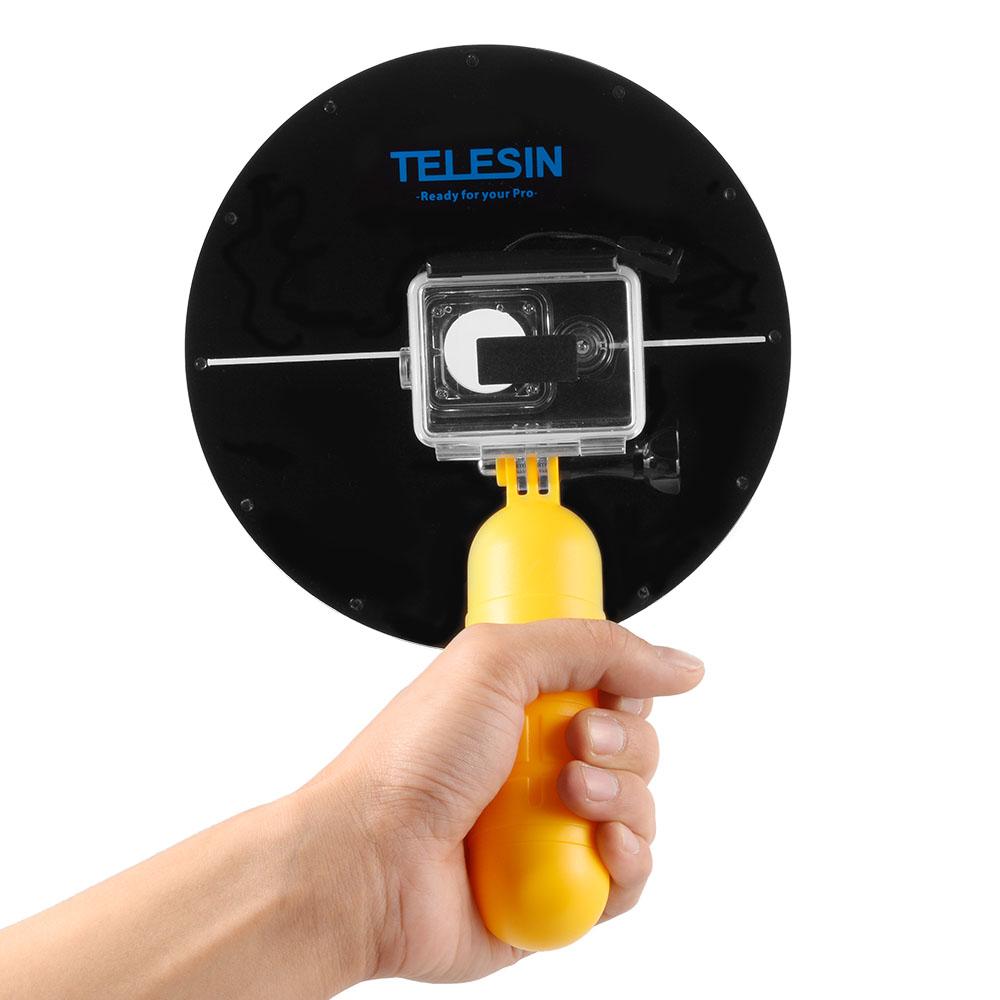 Dome - 6 Polegadas - Xiaomi Yi - Telesin