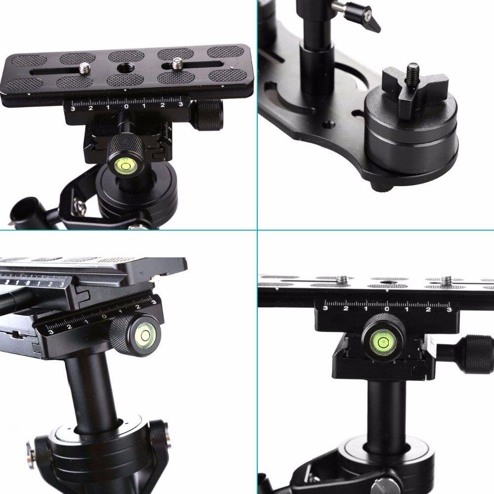 Estabilizador de Imagem - DSLR - Steadycam - S40