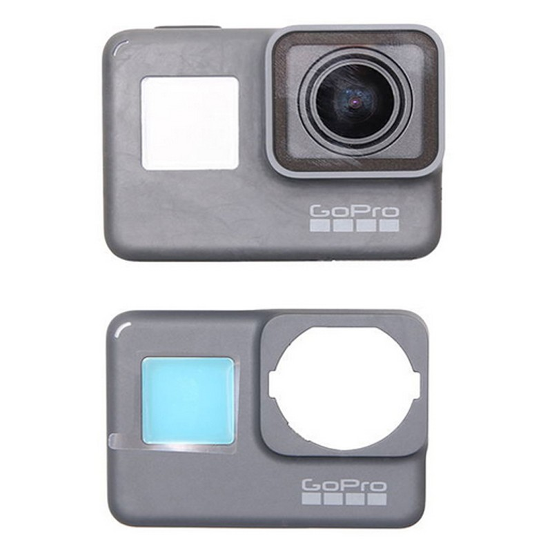 Faceplate GoPro Hero5 e Hero6