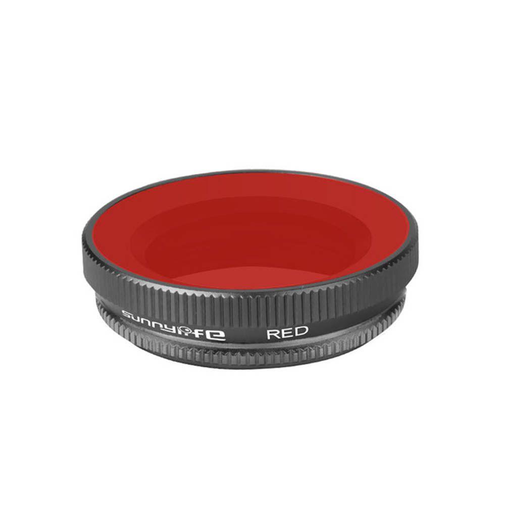 Filtro de Mergulho - Magenta e Vermelho - Osmo Action - Sunnylife