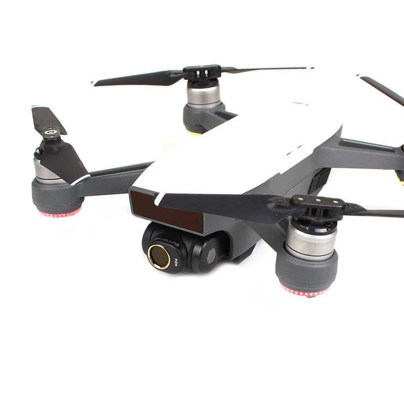 Filtros para Lente Drone DJI Spark - ND4 ND8 ND16 ND32