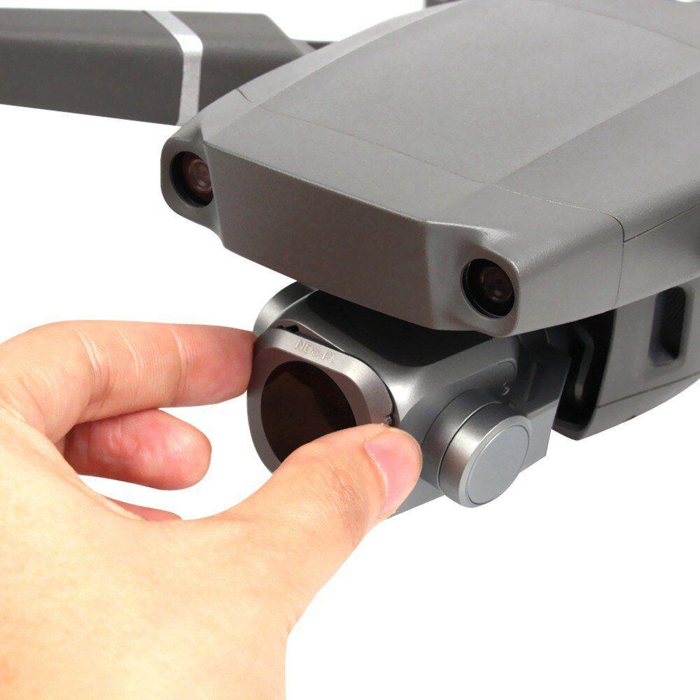 Filtros da Lente - ND4 ND8 ND16 ND32 - Drone DJI Mavic 2 Pro