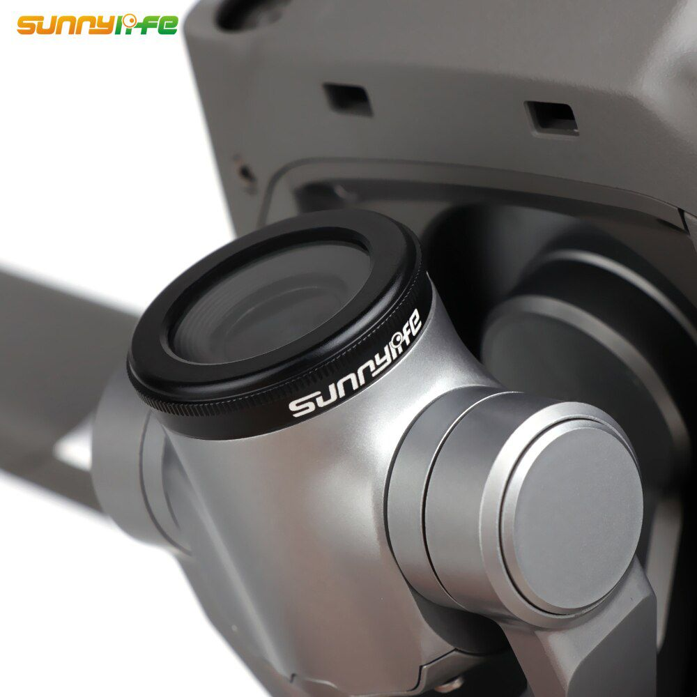 Filtros para Lente - CPL MCUV ND4 ND8 ND16 ND32 - Drone DJI Mavic 2 Zoom
