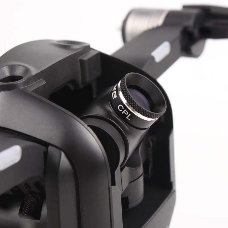 Filtros para Lente - CPL MCUV ND4 ND8 ND16 ND32 - Drone DJI Mavic Air