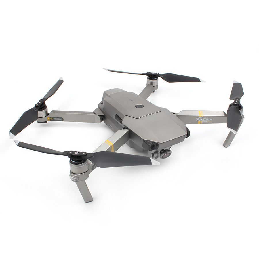 Hélices DJI Mavic Pro e Platinum - Low Noise - 1 Par