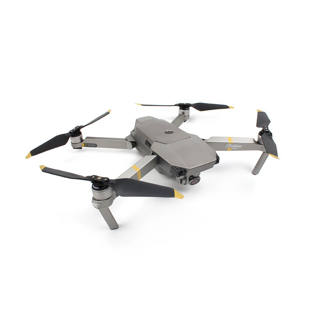 Hélices DJI Mavic Pro e Platinum - Low Noise - 2 Pares