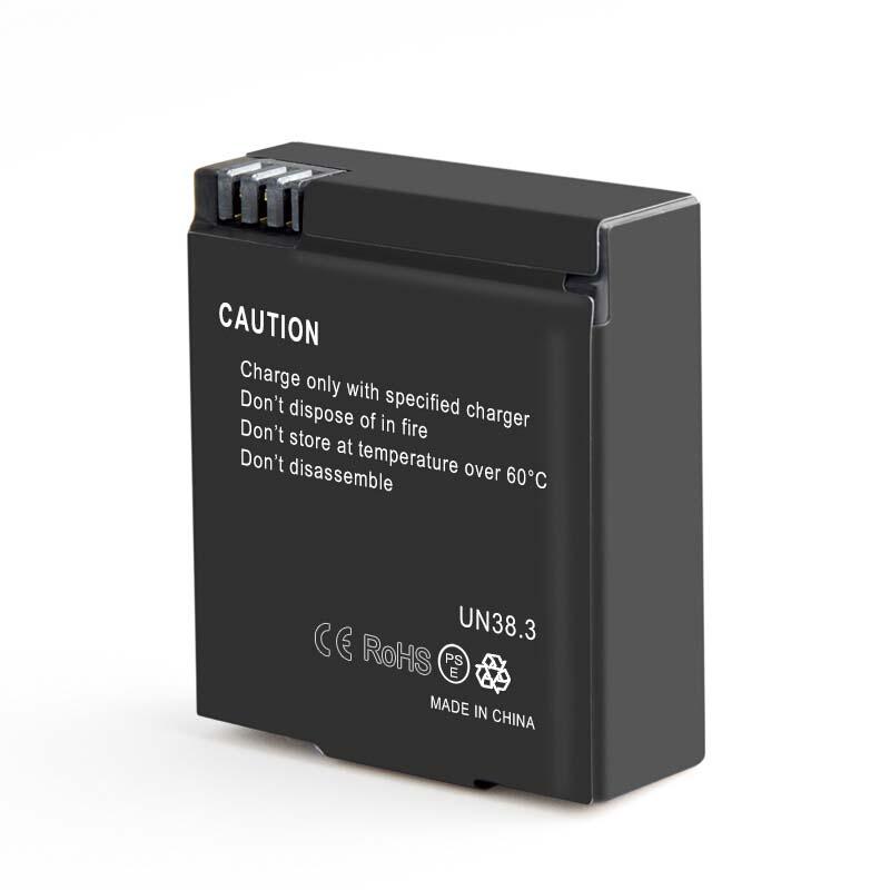 Kit Carregador Duplo com Uma Bateria - SJCAM SJ7