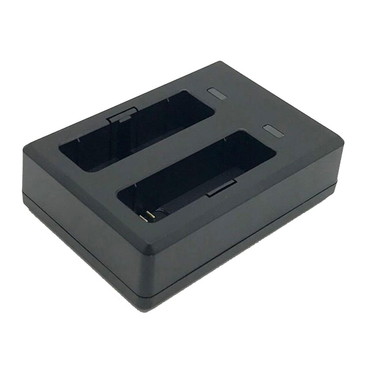 Kit Carregador Duplo com Uma Bateria - SJCAM SJ8