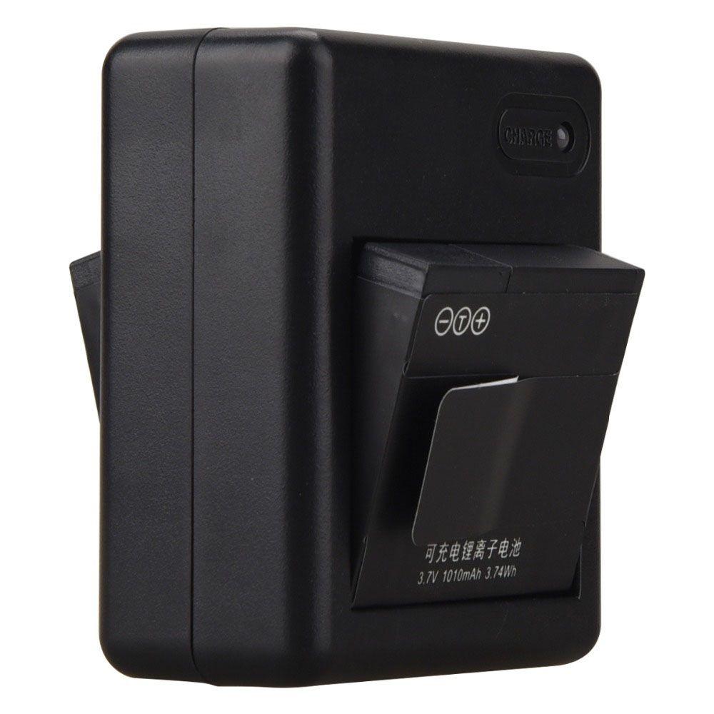 Kit com 2 Baterias e 1 Carregador - Xiaomi Yi