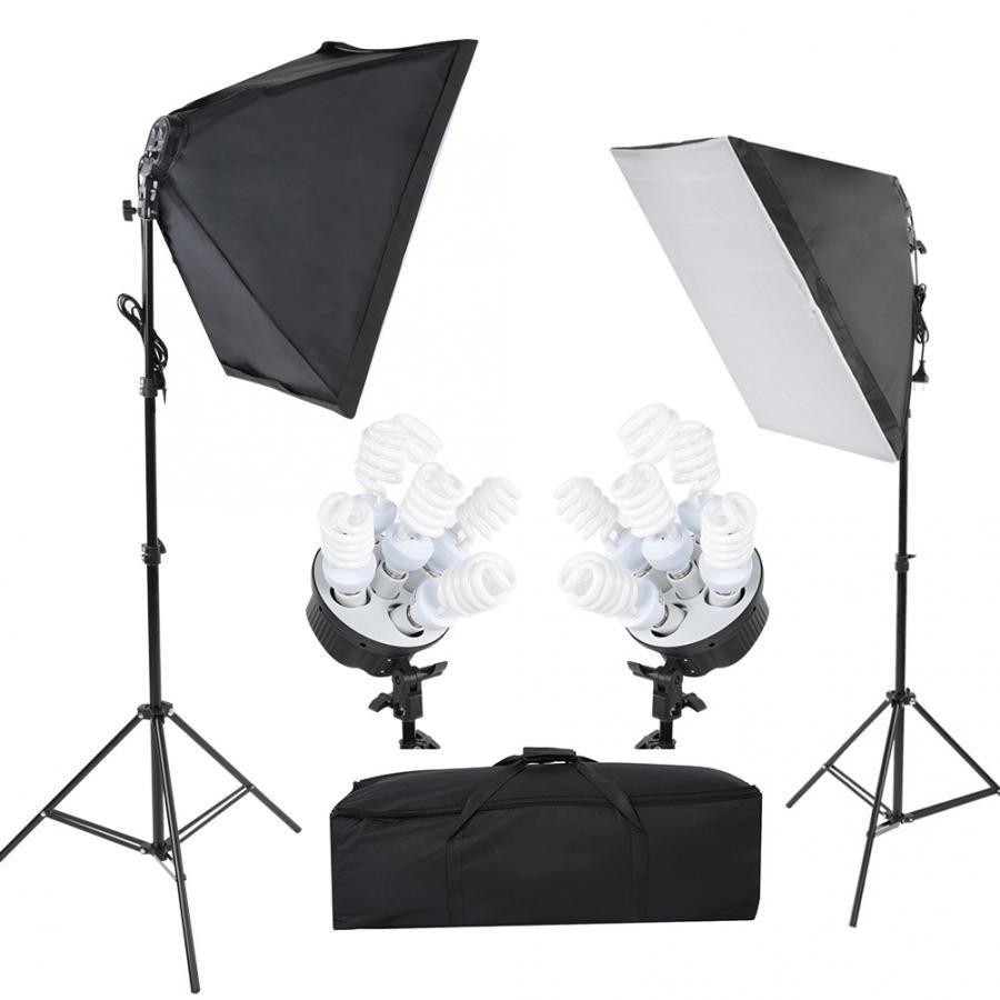 Kit de Iluminação para Estúdio Fotográfico