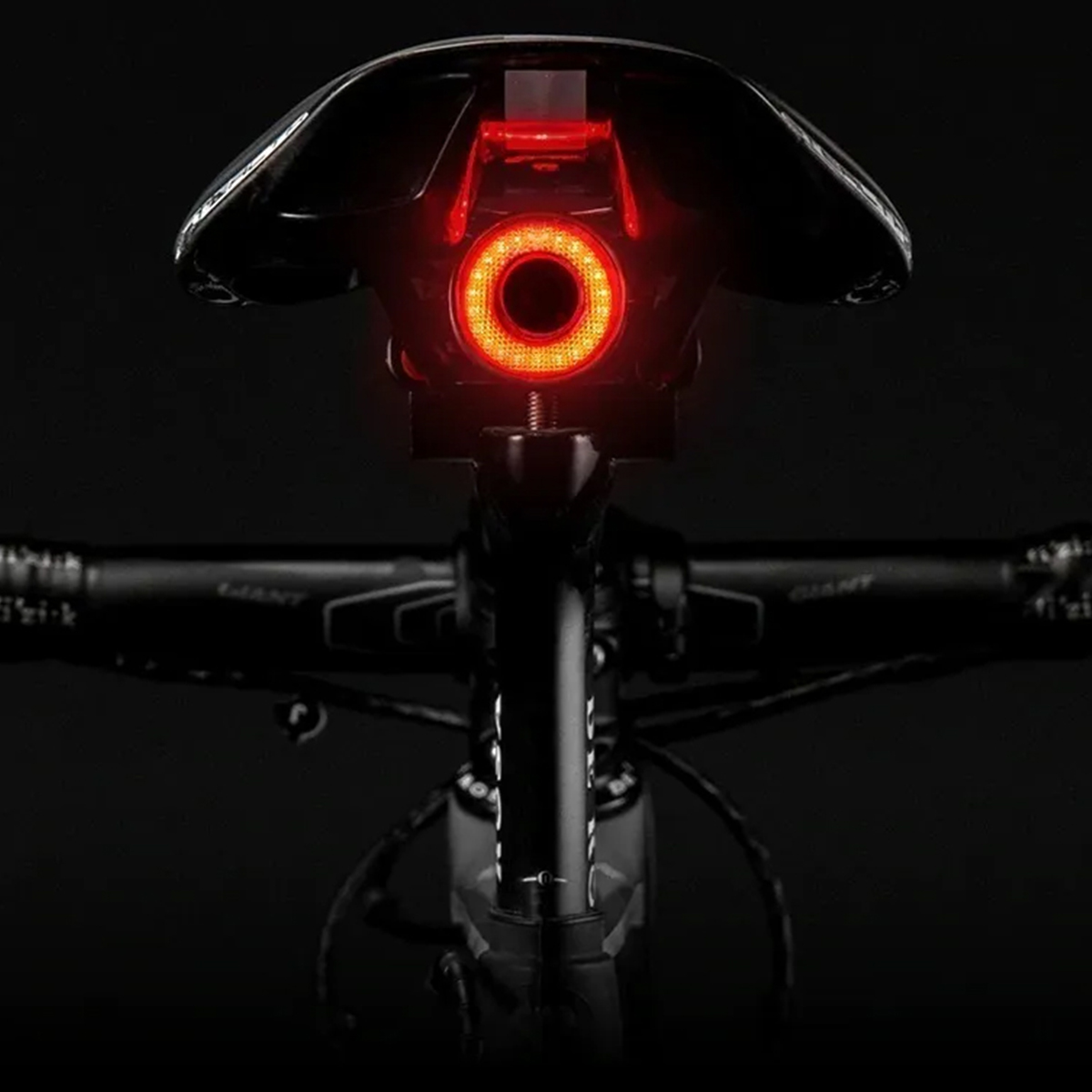 Lanterna Traseira Recarregavel Bike Bicicleta