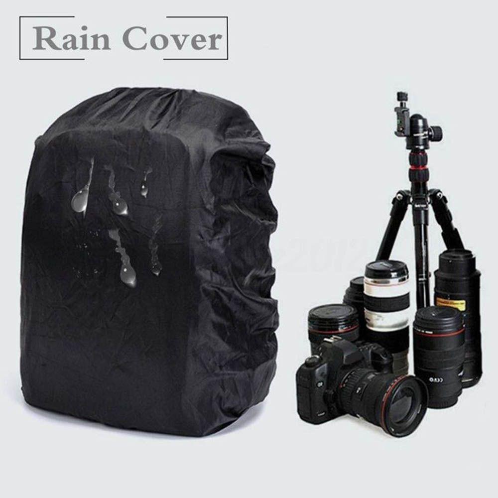 Mochila Fotográfica DSLR - Câmera Lentes Tripé - Canon Nikon Sony