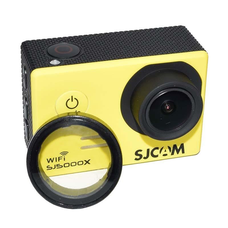 Lente Protetora - SJCAM - SJ5000 e M10