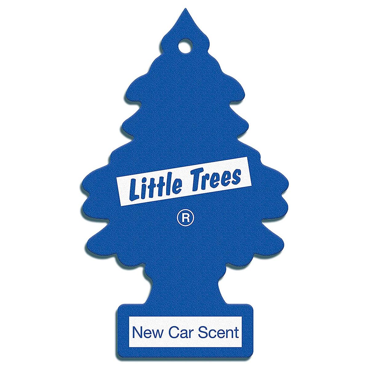 Little Trees - Aromatizante Cheirinho Carro - Kit com 3 Unidades