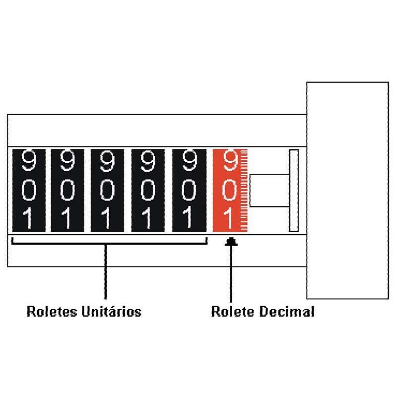 Medidor De Energia - Monofásico - Mecânico - 2 Fios