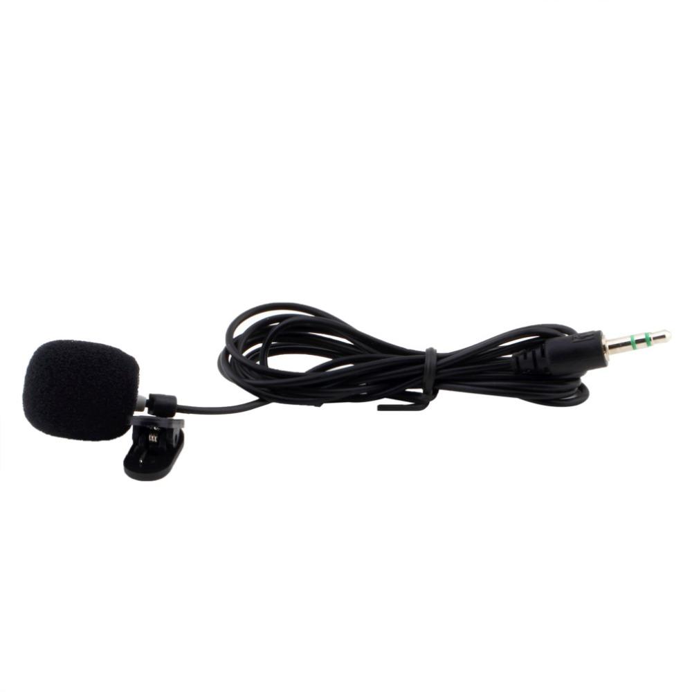 Microfone de Lapela - P2 3.5mm