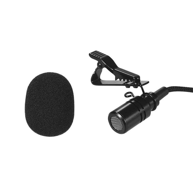 Microfone de Lapela - Mini USB - SJCAM SJ6 SJ7 SJ360