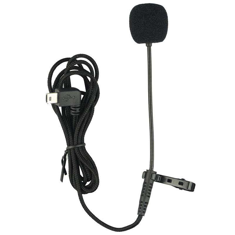 Microfone de Lapela - Mini USB - Longo - SJCAM SJ6 SJ7 SJ360
