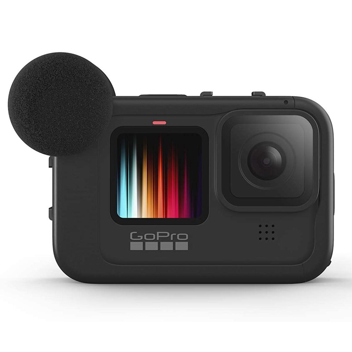 Módulo de Mídia GoPro Hero9 Black - Media Mod - ADFMD-001