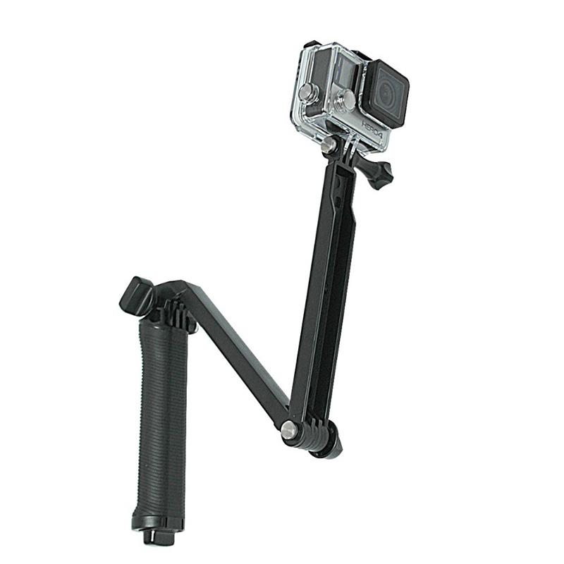 Bastão Extensor - Pau de Selfie - Monopod 3Way - GoPro SJCAM Eken