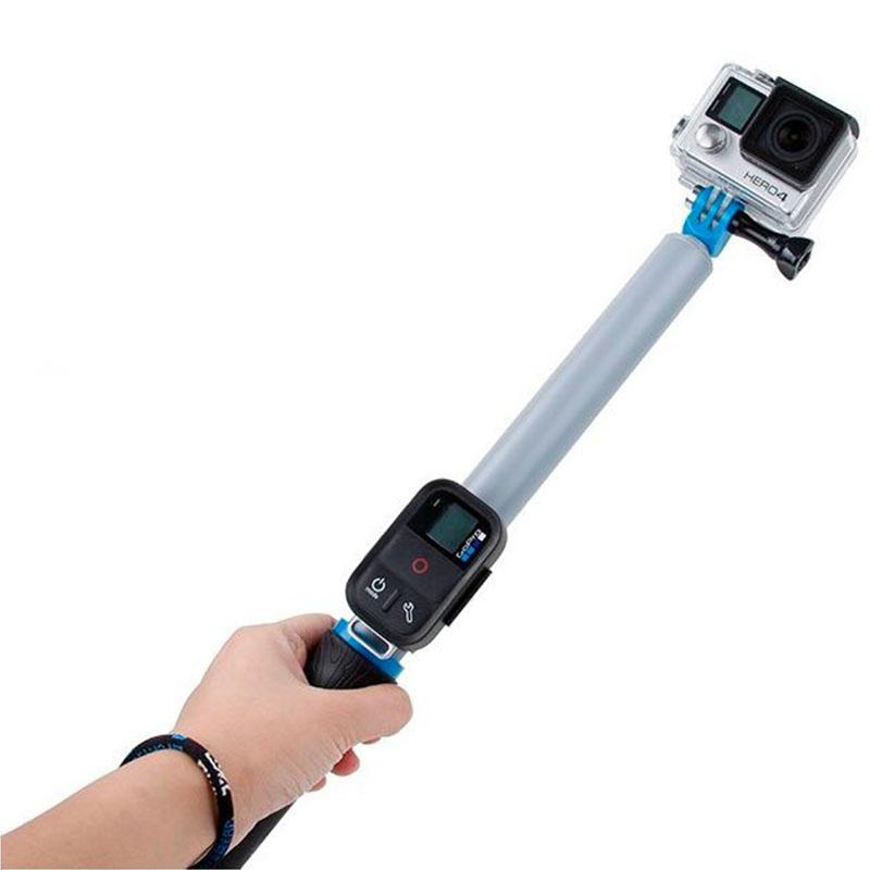 Bastão Extensor - Pau de Selfie - Monopod - Alumínio - GoPro SJCAM Eken