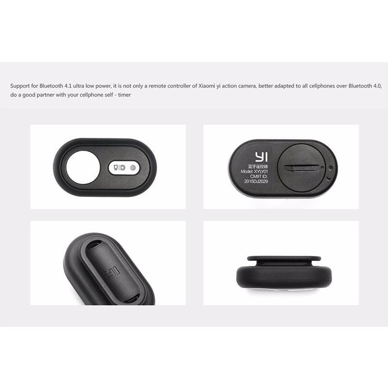 Bastão Extensor - Pau de Selfie - Monopod com Controle Remoto Bluetooth - Xiaomi Yi