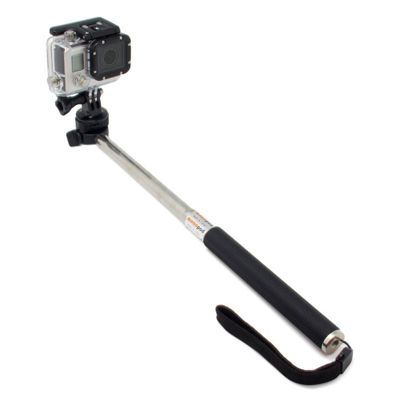 Bastão Extensor - Pau de Selfie - Monopod de Aço - GoPro SJCAM EkenYi