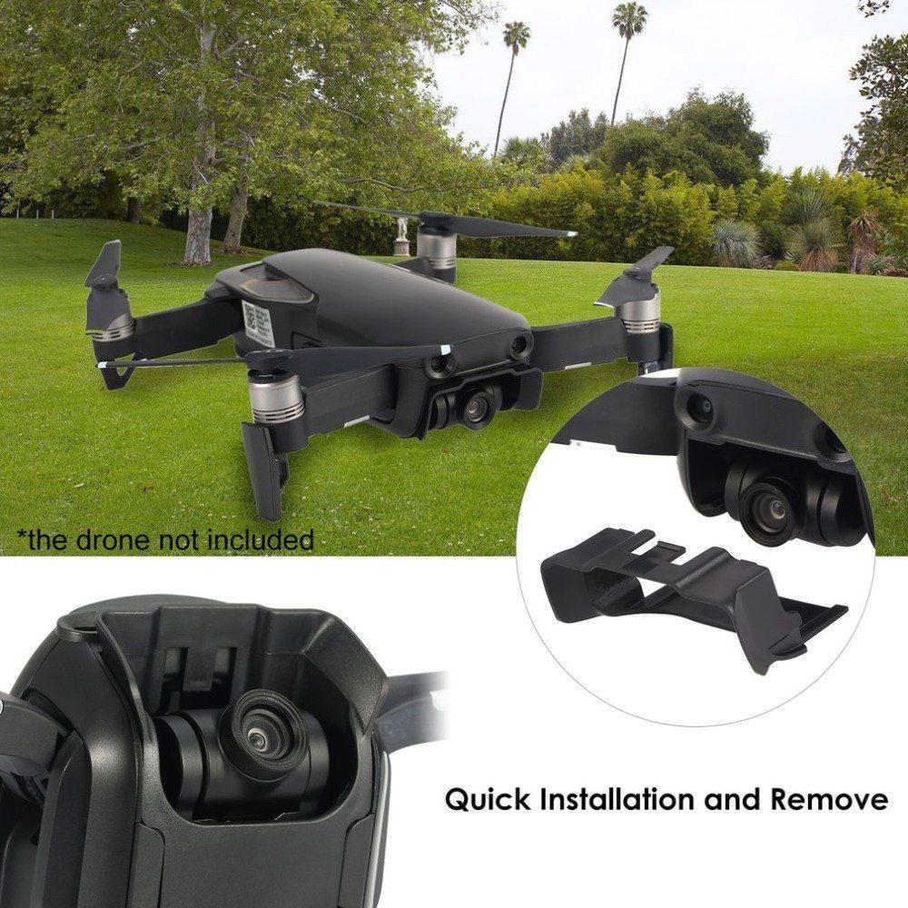 Parasol e Anti-Reflexo da Lente e Protetor do Gimbal - Drone DJI Mavic Air