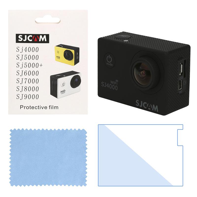 Película de Plástico - Tela de LCD - SJCAM