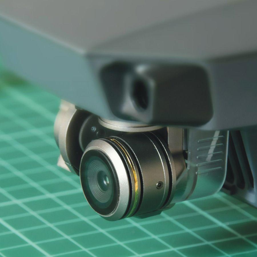 Película de Proteção - Vidro Lente Câmera - Drone DJI Mavic PRO