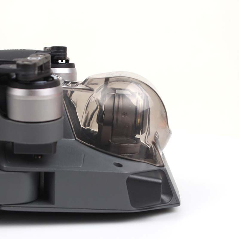 Tampa Protetora e Trava para Gimbal e Lente - Drone DJI Mavic Pro