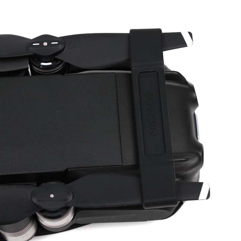 Trava e Protetor das Hélices - Drone Mavic Air