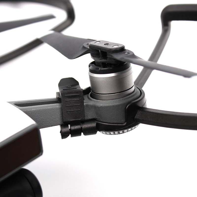 Protetor de Hélices - Molas de Absorção - Drone DJI Spark