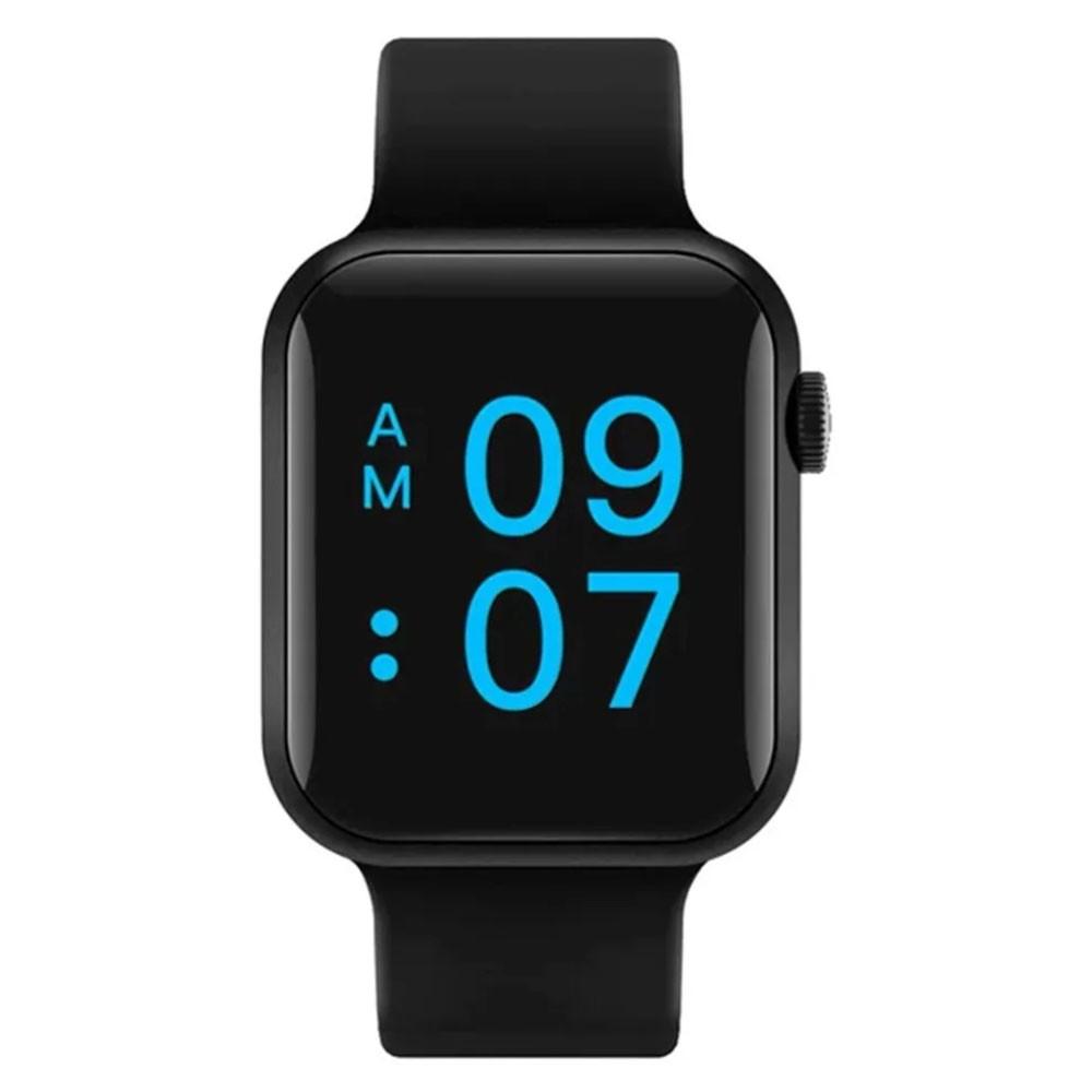 Relógio Smartwatch Inteligente - IWO T900 - 44mm - Pulseira Extra