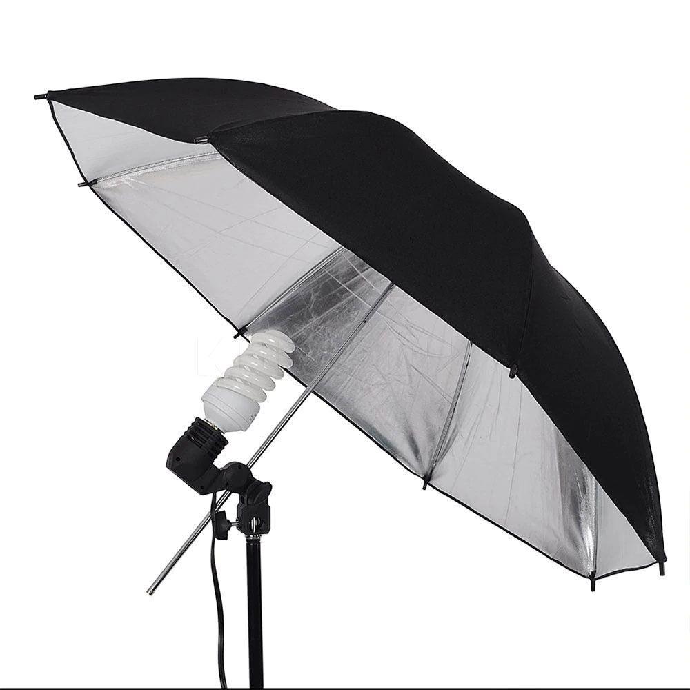 Soquete Simples para Lâmpada Fotográfica DSLR - E27 Flash Estúdio