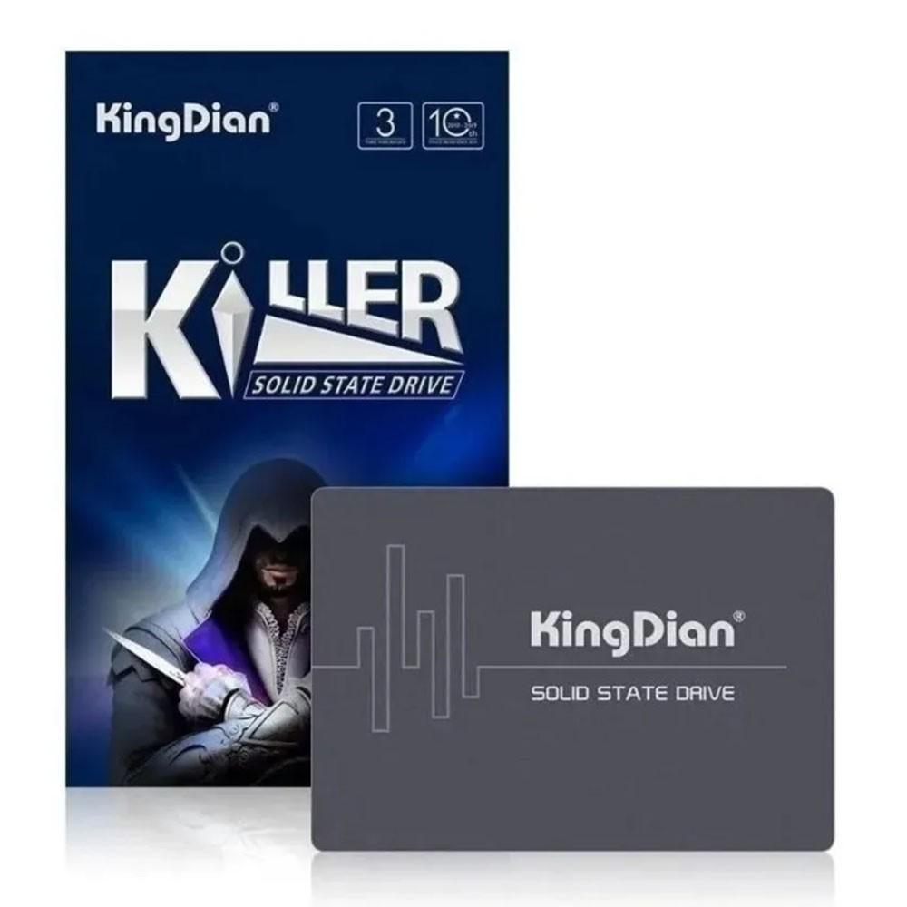 SSD Kingdian - S200 120 GB - Notebook Ultrabook PC Desktop
