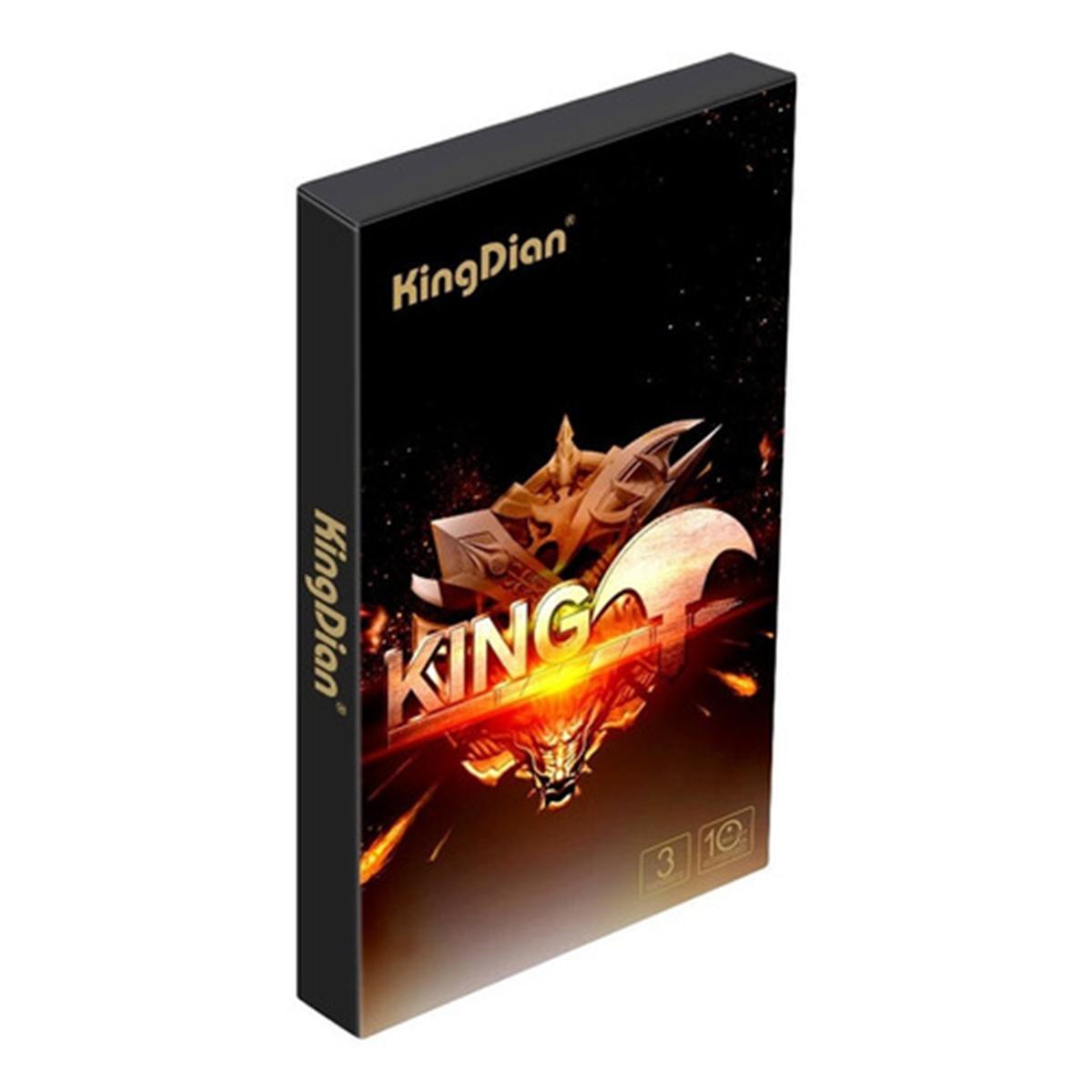 SSD Kingdian - S280 240 GB - Notebook Ultrabook PC Desktop